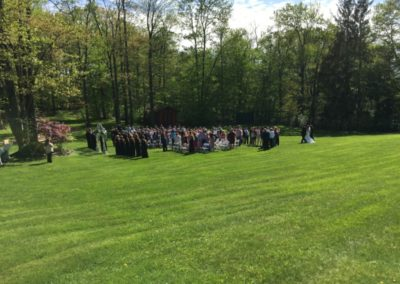 2a Grove Outdoor Ceremony