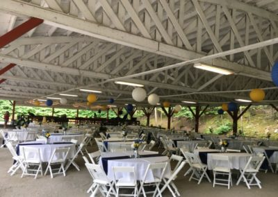 2b Grove Wedding Round Tables