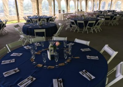 2b View Weddng Round Tables