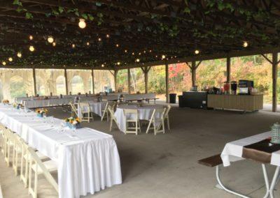 3d View Wedding Bar Pavilion