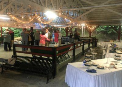3j Grove Wedding Dance Floor