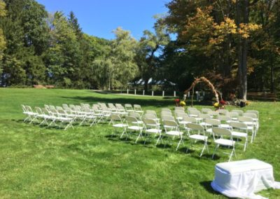 4b Grove Outdoor Wedding Ceremony