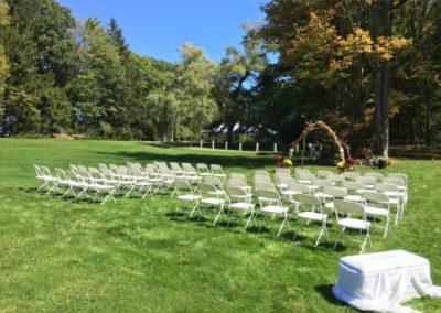 4b Grove Outdoor Wedding Ceremony