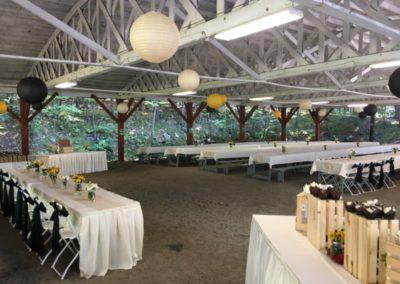 4f Grove Wedding Head Table