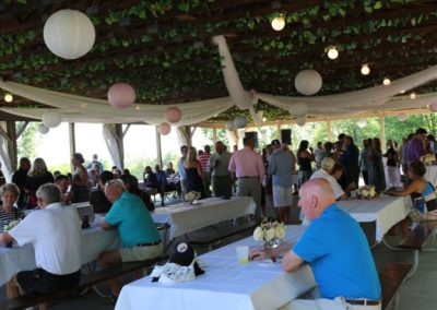 View Guests Seated